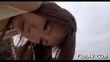 length movie blowjob japanese full Amateurs hardcore scene on balkony