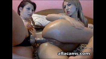 anal gay strapon couple Stickam shy blonde flash