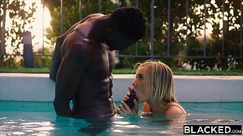 blacks blondes katrina on interracial at Spit soaking pussy