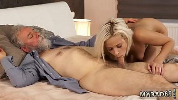 bald dad bear Older thick mature anle in stocking