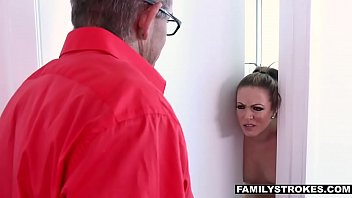 pov by and daughter first your person fucked in caught Woman taking out false teeth