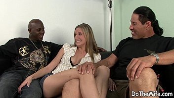 sharing blonde with friends wife 2 A big dick in the ass is what this girl likes