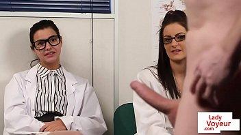 nurses japanese cum force to times 3 Et oui c est moi