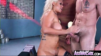 interrracial after anal eat ass an fuck creampie Xxx tarzan moce