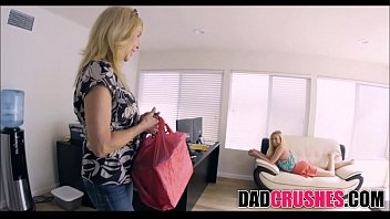 step while fucks dad sleeps he daughter Fucking blonde mature on hidden cam