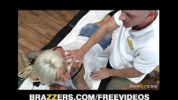 blacks a gangbang on with do tattoos bleached blonde Large penis plugs free vedios