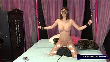 irina bruni sybian Crossdressing for bbc gangbang