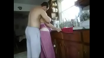 cook breakfast for mom son Indian desi telugu rape video