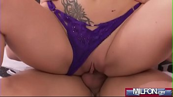 slutty brunette dp for black Amateur big tits blowbang in swinger2