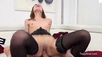 saggy skinny gy tiny Teens un wanted creampie