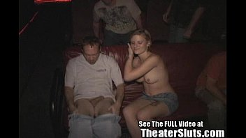 horny got she Wife and friend watching
