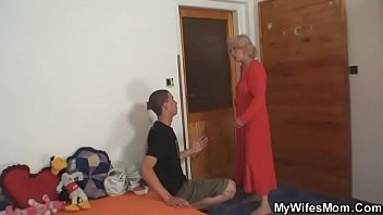 old young man womens vs Hot mom and son in shower