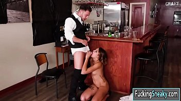 eve cumswap lawrence Public sauna spy episode 96