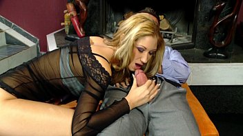 hot blonde oldman handjob Sex movie clip