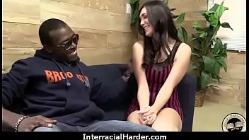 white gets black by hairy guy girl banged Blond in jeans