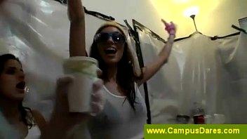 party naked foam break spring Jordan kingsley meanamaz0nbitches