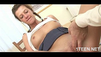 girls pecker nicelooking naughty with gratifying Mam eats nasty pussy