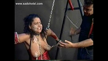 two he toyed up tied Doctrs boobs show