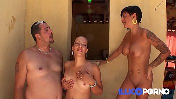 chaude mere ma Wife group creampie