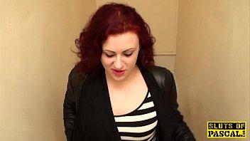 mlf redhead british busty Schoolgirl toon feeling each other
