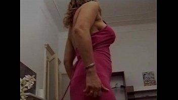 milf video blond booty in interracial Hinata strip tease