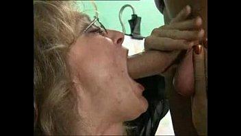 gesicht sperma ins Young sleeping boy gets blowjob