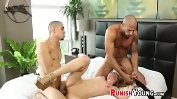 gangbang brutal rough squirting Ass creampie in gangbang