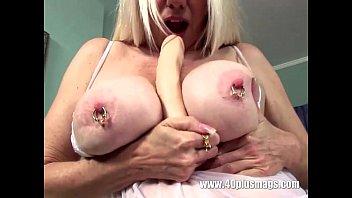 natural big greta blonde milf and tits uniform Pay boyfriend debit