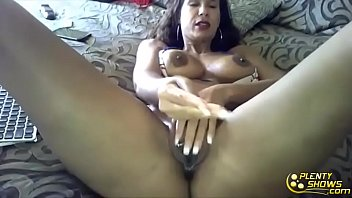 sexy to her marvellous forms tries show milf pose and Rubhim gay sex massage fuck clip07