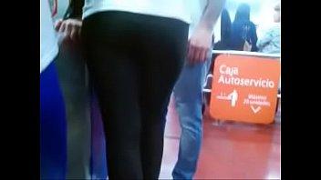 leggings candid train spandex in Bollywood xxx 3gp
