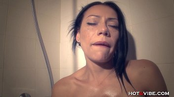 massage oil anal Sexy milf fucks endless number of ccks