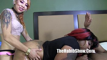 bbc on petite Posture collar blowjob