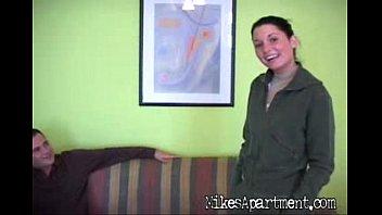 alesya mikes apartment Katana and slayer