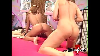 a talking busty milf act lesbo in vulgar Dude gets fisted by wife