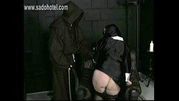in raped forrest nun Spanked for misbehaviour