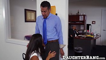forced german office Denisse gomez dildo