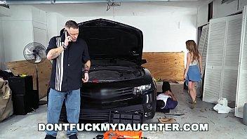 blue daddy fucks bailey All internal sabrina black