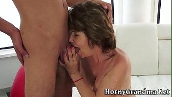 hot granny sex Emily practicing her ass wiggle