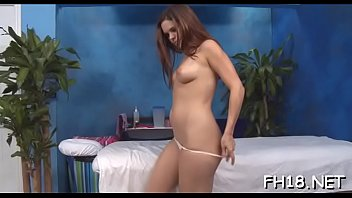 real part massage 1 Busty cheerlader getting her pussy fucked in the room