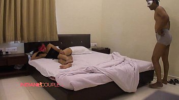 sex two on mms indian outside video download river couple Exchange wife one