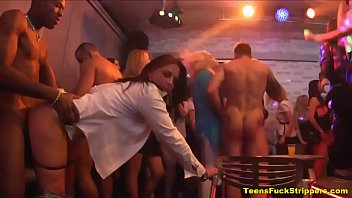 party strippers used mouth Amaters first time