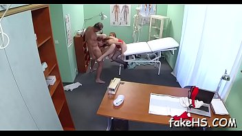 bear doctor gay Spanish redhead milf 1