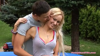 petite young teamskeet brunette small tits facialized mandy hoove Ghetto homemade squirts