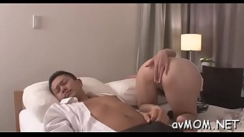 one incest son porn dont tell eny Porn star masturbates behind the scenes
