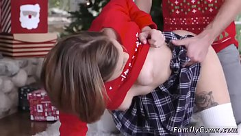 rough crying forced daughter Femdom chastity belt ffm