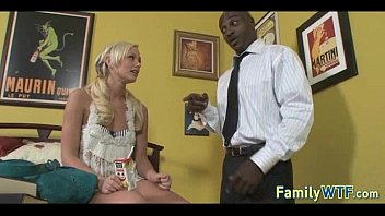 daughter to is out seduce mom stepdad while fuck Blonde huge creampie