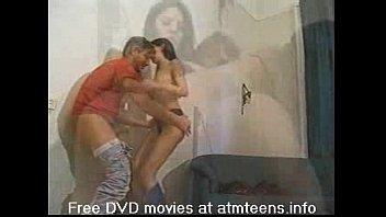 anal on ebony sofa Pet dog forced slave husband watch