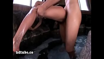 hot fuck springs uncensored Ladyboy with huge tits