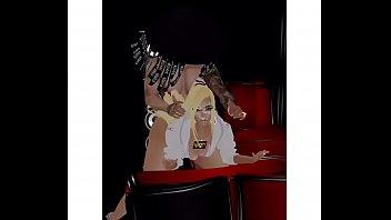 pawnstar a rockstar meets Grils wishper using video