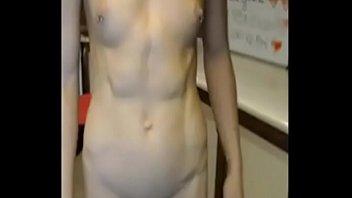 insertion femdom urethra high heel Blonde s dildo makes her scream